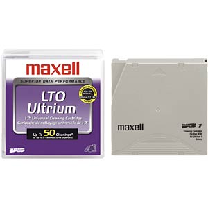 LTO ULTRIUM cleaning tape, Maxell MAXELL 22919800