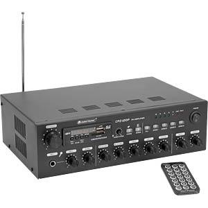 OMNI 80709704 - 4-Zonen-ELA-Mono-Mischverstärker
