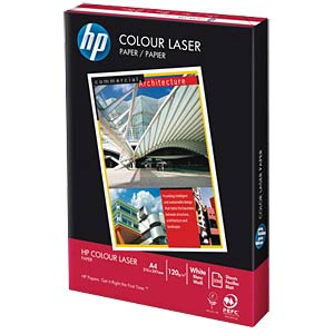 250 sheets of paper DIN A4, 120g/m² HEWLETT PACKARD CHP340
