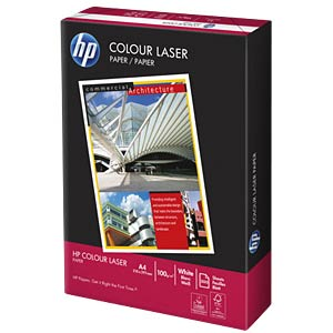 500 sheets of paper DIN A4, 100g/m² HEWLETT PACKARD CHP350