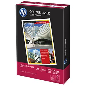250 sheets of paper DIN A4, 200g/m² HEWLETT PACKARD CHP405
