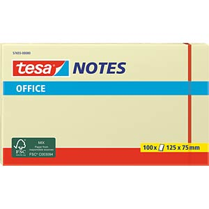 tesa® Office Notes, 125 x 75mm, 100 Blatt TESA 57655-00000-05