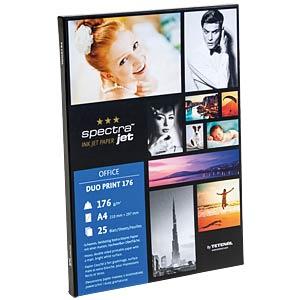 DIN A4, Papier, 170 g/m², 25 Blatt TETENAL 130160