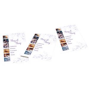 DIN A4, Inkjet, Papier, 150 g/m², 100 Blatt AVERY ZWECKFORM 2579-100
