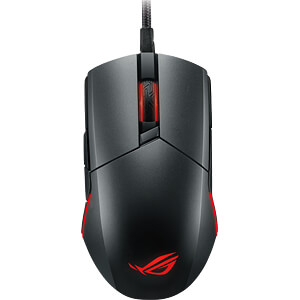Mouse, wired, Gaming, black ASUS 90MP00L0-B0UA00