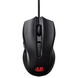 Maus (Mouse), Kabel, Gaming, schwarz ASUS 90YH00Q1-BAUA00