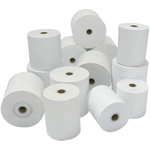 Thermal paper, 80 mm FREI