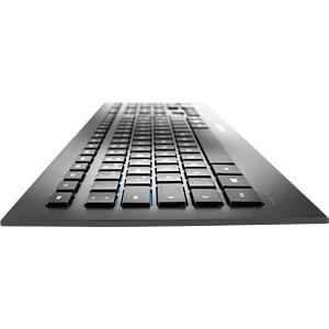 Tastatur, USB, CHERRY STRAIT BLACK 3.0 CHERRY JK-0360DE