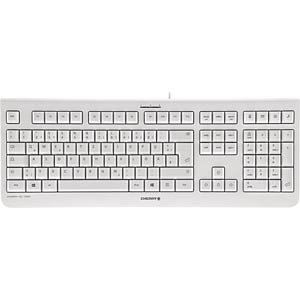 Keyboard - USB - light grey - US Layout CHERRY JK-0800EU-0