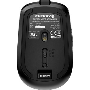 Souris sans fil, Bluetooth, MW 8 Advanced CHERRY JW-8000