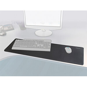 Gaming Mouse Pad, 915 x 280 mm, black DELOCK 12557