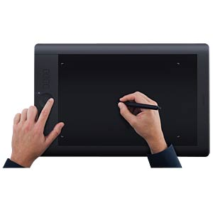 Graphics tablet with multi-touch gesture control WACOM PTH-851-DEIT