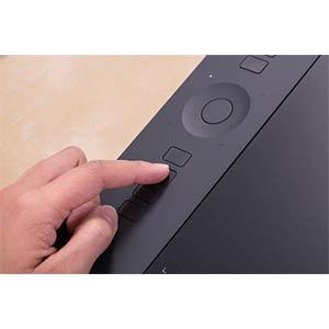 Grafiktablett mit Multi-Touch-Gestensteuerung WACOM PTH-851-DEIT