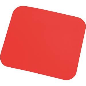 Mousepad, red LOGILINK ID0128
