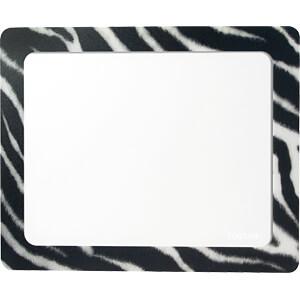 LOGILINK ID0168 - Mauspad mit Fotoeinschub ''Zebra''