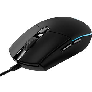 Maus (Mouse), Kabel, Gaming LOGITECH 910-004845
