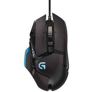 Wired mouse — gaming LOGITECH 910-004075