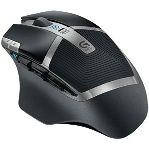 Wireless mouse — laser — gaming LOGITECH 910-003822