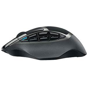 Maus (Mouse), Funk, Laser - Gaming LOGITECH 910-003822