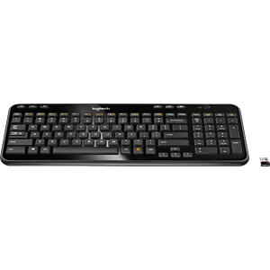 Funk-Tastatur, USB, US International LOGITECH 920-003080