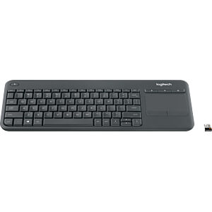 Logitech K400 Professional Wireless Touch Keyboard LOGITECH 920-008358