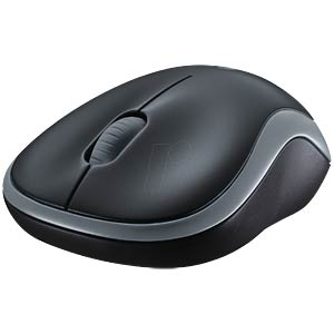 Wireless mouse — grey LOGITECH 910-002238