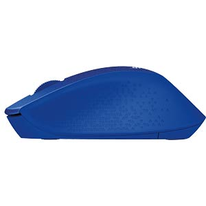 Wireless mouse - blue LOGITECH 910-004910