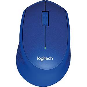 Maus (Mouse), Funk, blau LOGITECH 910-004910