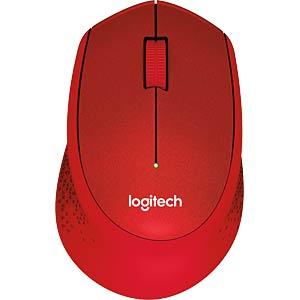 Maus (Mouse), Funk, rot LOGITECH 910-004911