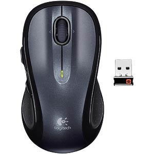 Logitech Wireless Mouse M510 LOGITECH 910-001826