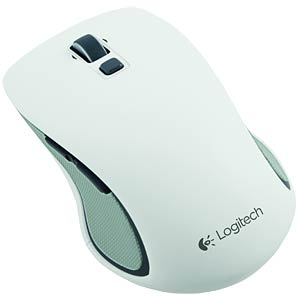 Wireless mouse — white LOGITECH 910-003914/910-003913