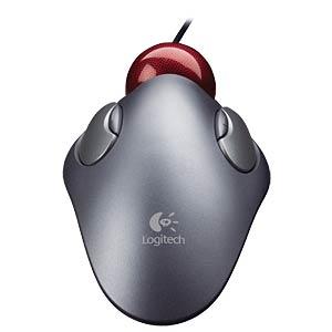 Kabel-Maus - Trackball LOGITECH 910-000808