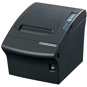 Bondrucker, POS/Kasse, Thermodirekt, USB METAPACE T-3