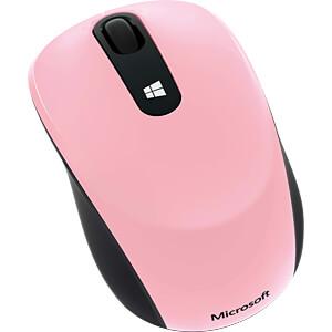 Maus (Mouse), Funk, Blue Track, pink MICROSOFT 43U-00019