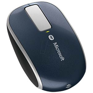 Bluetooth-Maus - BlueTrack - Touch MICROSOFT 6PL-00001