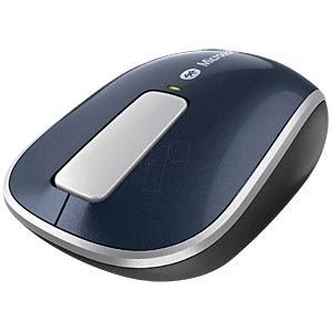 Bluetooth mouse — BlueTrack — Touch MICROSOFT 6PL-00001