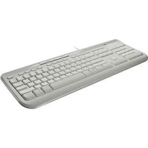 Tastatur, USB, weiß MICROSOFT ANB-00028