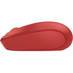 Wireless Mouse - flame red MICROSOFT U7Z-00033