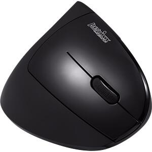 Maus (Mouse), Funk, optisch, vertikal, PERIMICE-713 PERIXX 11167