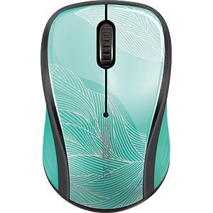 Maus (Mouse), Funk, grün RAPOO 16369