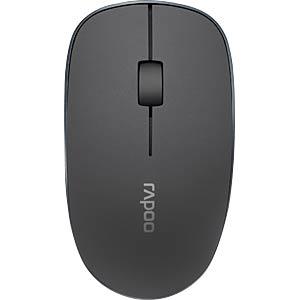 Maus (Mouse), Funk, grau RAPOO 16978