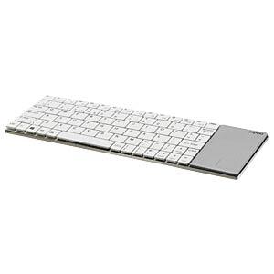 Funk-Tastatur, weiß RAPOO 16197