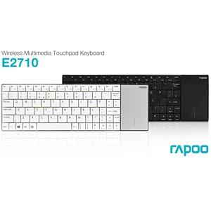 Funk-Tastatur, schwarz RAPOO 16170