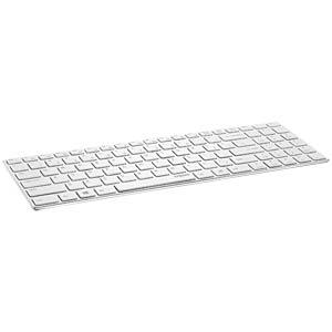 Funk-Tastatur, weiß RAPOO 17269
