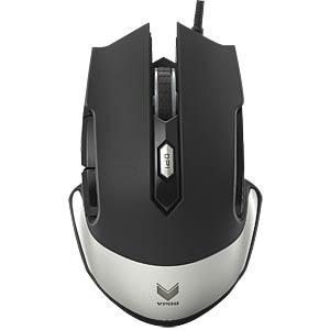 Maus (Mouse), Kabel, USB RAPOO 16665