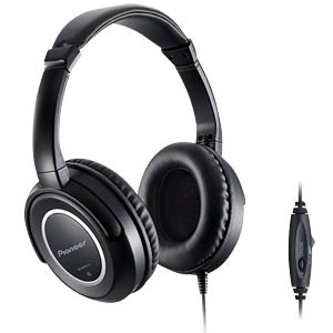 Stereo TV headphones, 5-m cable, black PIONEER SE-M631TV