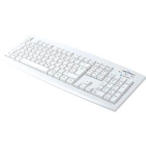 Tastatur, USB, IP68, desinfizierbar SEAL SHIELD SSWKSV208DE