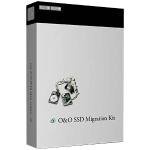Migration software for SSDs O&O SOFTWARE 035734