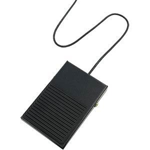 1-fach Fußschalter USB SCYTHE USB-1FS-2