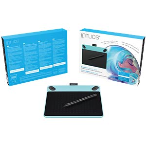 Pen & Touch Tablet WACOM CTH-490AB-S